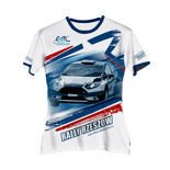 2016 Rally Rzeszow ERC Ladies T-shirt