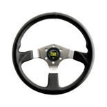 OMP ASSO Leather Steering Wheel