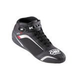 OMP KS-2 Black Karting Shoes