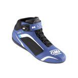 OMP KS-2 Blue Karting Shoes