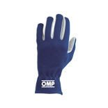 OMP NEW RALLY Blue Racing Gloves