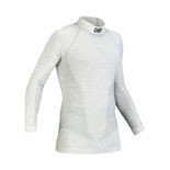 OMP ONE MY14 White Longsleeve Top (FIA)