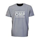 OMP Racing Spirit Men's T-Shirt grey