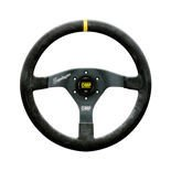 OMP VELOCITA SUPERLEGGERO Suede Steering Wheel