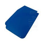 OMP diaprene Mud Flaps blue (50x30cm)