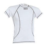 Sparco Basic fan t-shirt white