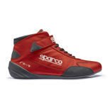 Sparco CROSS RB-7 Red Racing Shoes (with FIA homologation)