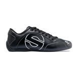 Sparco Esse Shoes Leather Black