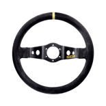Sparco R215 Suede Steering Wheel