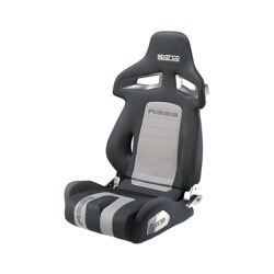 Sparco R333 FORZA Black and Grey Tuning Car Seat