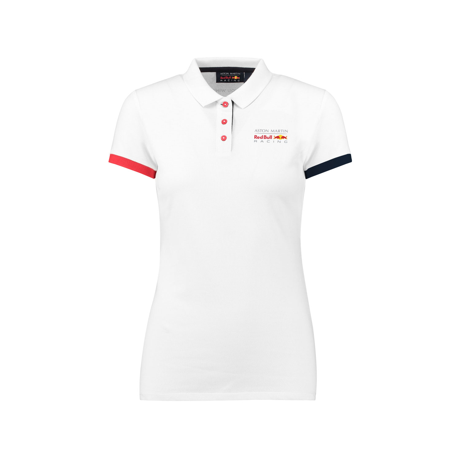 a300d7c0 Details about Red Bull Racing F1 Ladies Classic Polo Shirt White size L