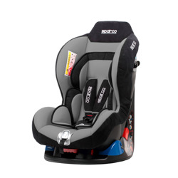 Sparco F5000k Grey Child Seat 9 18 Kg Grey Child Seats 0 18 Kg