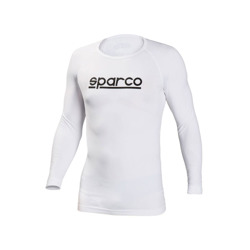 with Fia Homologation Sparco Guard Rw-3 Long Sleeve Top White M