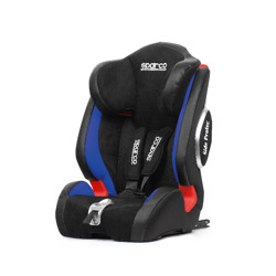 Sparco F1000ki G123 Child Seat Blue 9 36 Kg Accessories For