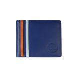 2017 Gulf Leather Wallet Blue