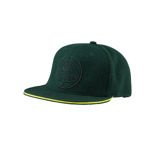 2017 Lotus Cars Men's Flatbrim Cap Green