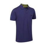 2017 Lotus Cars Men's Logo Polo Shirt Blue