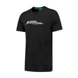 2017 Sahara Force India F1 Team Logo T-shirt Black