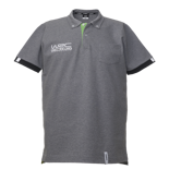 2018 WRC Mens Detail Polo Shirt Grey