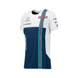2018 Williams Martini Racing Team Ladies T-shirt