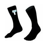 Alpinestars RACE socks black (with FIA homologation)