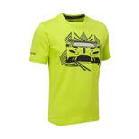 Aston Martin Racing 2018 Kids' Car  T-Shirt Lime