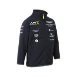 Aston Martin Racing 2018 Kids' Team Softshell Navy Blue