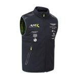 Aston Martin Racing 2018 Men's Team Gilet Navy Blue