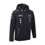 Aston Martin Racing 2018 Men's Team Rain Jacket Navy Blue