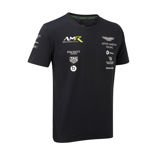Aston Martin Racing 2018 Men's Team T-Shirt Navy Blue
