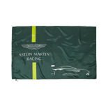 Aston Martin Racing Team Flag Green