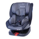 Babysafe Beagle grey-black Child Seat (0-25 kg) (0-55 lbs)