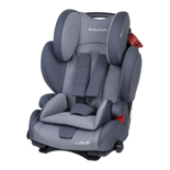 Babysafe Collie grey Child Seat (9-36 kg) (20-80 lbs)