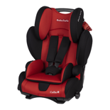 Babysafe Collie red-black Child Seat (9-36 kg) (20-80 lbs)