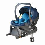 Babysafe York I-size blue Child Seat (0-13 kg)(0-29 lbs)