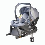 Babysafe York I-size grey Child Seat (0-13 kg)(0-29 lbs)