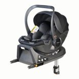 Babysafe York I-size grey-black Child Seat (0-13 kg)(0-29 lbs)