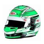 Bell KC7-CMR VENOM Full Face Helmet Green