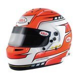 Bell RS7 Falcon Full Face Helmet Red (FIA homologation)