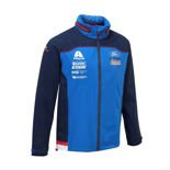Ford Performance Men's Team Rain Jacket Blue