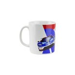 Ford Performance Team Car Mug