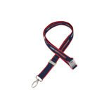 Ford Performance  Team Lanyard Blue