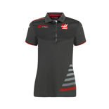 Haas F1 Teamwear Ladies Polo Shirt