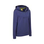 Lotus Cars Ladies Hoodie Blue