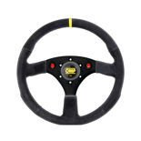 OMP ALU Suede Steering Wheel with horn