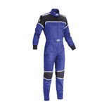 OMP BLAST blue Mechanics Suit