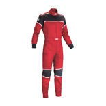 OMP BLAST red Mechanics Suit