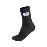 OMP CLASSIC black short socks (with FIA homologation)
