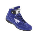 OMP CO-DRIVER Blue Racing Shoes (FIA)