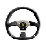 OMP CROMO Leather Steering Wheel